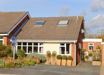 Thumbnail 4 bed semi-detached bungalow for sale in Bramble Wood, Broseley