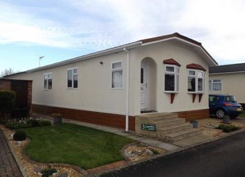 Thumbnail 2 bedroom mobile/park home for sale in Cottenham, Cambridge, Cambridgeshire