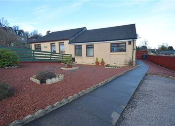 Thumbnail 2 bed bungalow for sale in Cammesreinach Crescent, Hunters Quay, Dunoon, Argyll And Bute