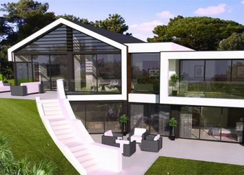 Thumbnail 4 bed detached house for sale in Bury Road, Branksome Park, Poole, Dorset