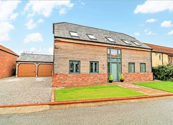 Thumbnail 3 bed detached house for sale in Brewers Yard, Potterhanworth, Potterhanworth, Lincoln