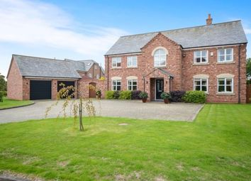 Thumbnail 5 bed detached house for sale in Hillside, Knaith, Gainsborough