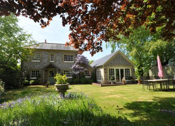 Thumbnail 4 bed detached house for sale in Broad Walk, Forestside, Rowland's Castle, West Sussex