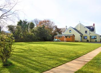 Thumbnail 5 bed detached house for sale in Dinas Cross, Newport
