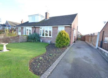 Thumbnail 2 bed semi-detached bungalow for sale in Rowan Drive, Keyworth, Nottingham