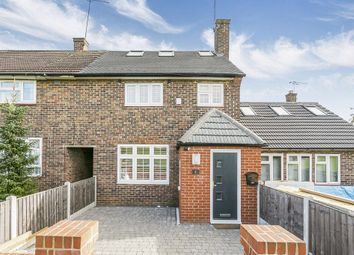 Thumbnail 3 bed terraced house for sale in Collard Avenue, Loughton