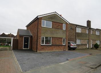 Thumbnail 3 bedroom detached house for sale in The Elms, Kempston, Bedford