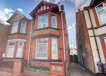 Thumbnail 3 bed semi-detached house for sale in Norman Avenue, Nuneaton