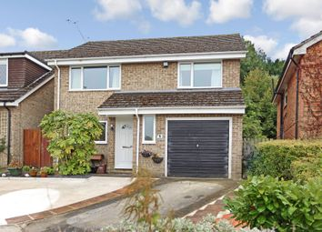 Thumbnail 4 bed detached house for sale in Heath Close, Fair Oak, Eastleigh