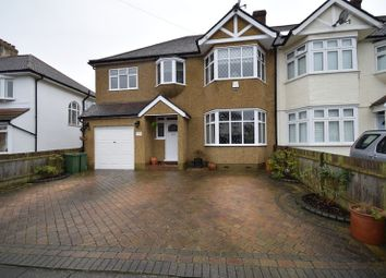 Thumbnail 5 bedroom end terrace house for sale in Springfield Ave, Merton Park, London