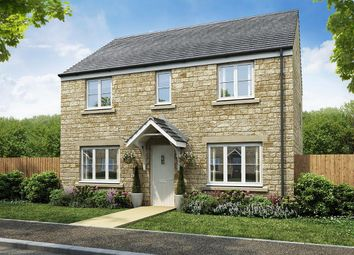 "Thumbnail 4 bed detached house for sale in ""The Chedworth "" at Townsend Road, Witney"