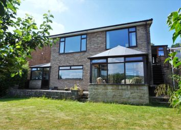 Thumbnail 4 bed link-detached house for sale in Castle View Drive, Cromford, Matlock