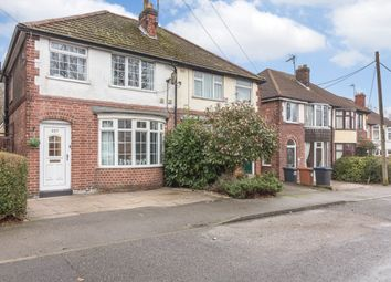 Thumbnail 3 bed semi-detached house for sale in Leicester Road, Markfield, Leicestershire