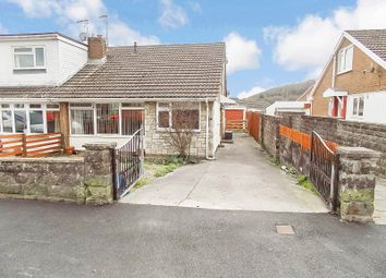 Thumbnail 4 bed semi-detached house for sale in Maes Y Wern, Pencoed, Bridgend.