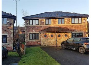 Thumbnail 3 bed semi-detached house for sale in Woodhill Vale, Bury