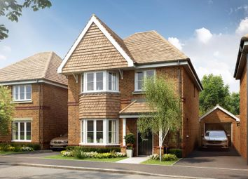 Thumbnail 4 bed semi-detached house for sale in Beech Hill Road, Spencers Wood, Reading