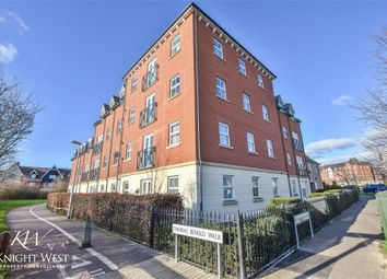Thumbnail 2 bed flat for sale in William Harris Way, Colchester, Essex