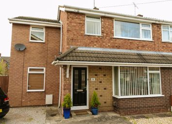 Thumbnail 4 bed semi-detached house for sale in Ffordd Pedrog, Wrexham