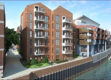 Thumbnail 1 bedroom flat for sale in Copenhagen Place, Poplar