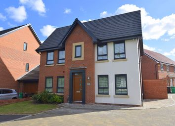 Thumbnail 3 bed detached house for sale in Selsby Close, Woodhouse Park, Nottingham