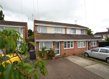 Thumbnail 3 bed semi-detached house for sale in Rachael Gardens, Witham