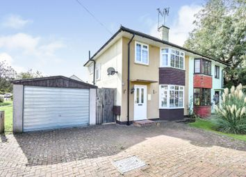 Avon Road, Chelmsford CM1. 3 bed semi-detached house