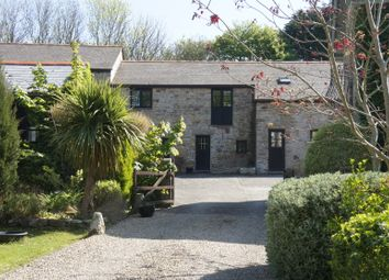 Thumbnail 2 bedroom barn conversion to rent in Illogan Churchtown, Redruth