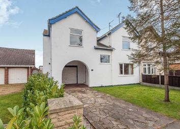 Thumbnail 5 bed semi-detached house for sale in Eyebury Road, Eye, Peterborough, Cambridgeshire