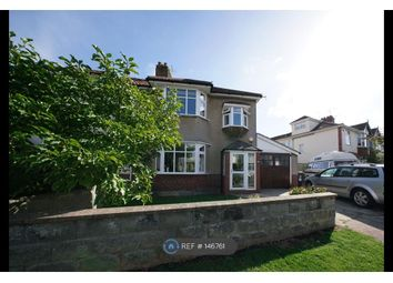 Thumbnail 3 bed semi-detached house to rent in Abbey Road, Bristol