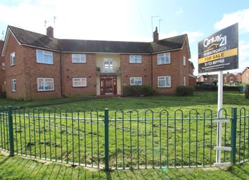 Thumbnail 1 bed flat for sale in Swale Avenue, Gunthorpe