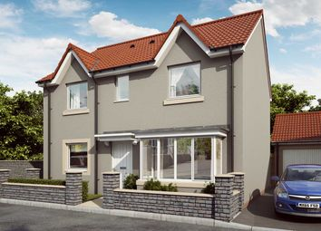 "Thumbnail 4 bedroom detached house for sale in ""The Pembroke"" at Mill Lane, Bitton, Bristol"