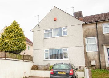 Thumbnail 3 bed end terrace house for sale in Duncombe Avenue, Plymouth, Devon