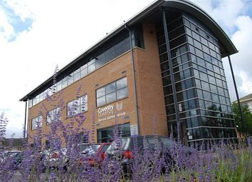 Thumbnail Office to let in Serious Games Institute, Puma Way, Coventry University Technology Park, Coventry