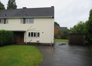 Thumbnail 3 bed semi-detached house to rent in Wilson Close, Mickleover, Derby