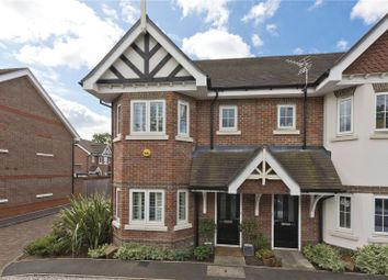 Thumbnail 4 bed end terrace house for sale in Trenchard Close, Hersham, Walton-On-Thames, Surrey