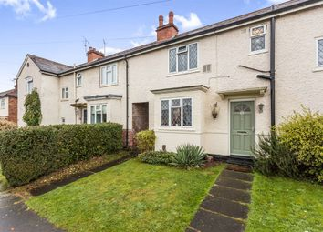Thumbnail 3 bedroom terraced house for sale in Worcester Road, Kidderminster