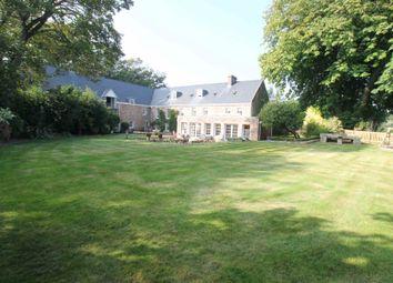 Thumbnail 6 bed detached house for sale in La Grande Route De St. Jean, St. John, Jersey