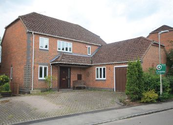 Thumbnail 4 bed detached house for sale in Curridge, Thatcham, Berkshire