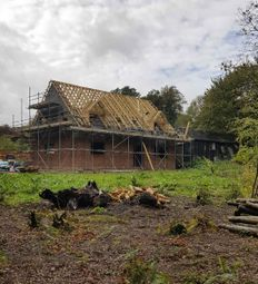 Thumbnail 4 bed detached house for sale in Old Potridge Road, Winchfield, Hampshire