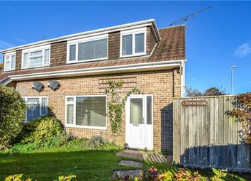 Thumbnail 3 bed semi-detached house for sale in Powys Close, Dorchester, Dorset