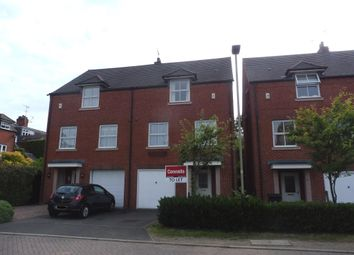 Thumbnail 4 bedroom semi-detached house for sale in Goldhill Gardens, South Knighton, Leicester
