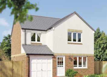 "Thumbnail 4 bed detached house for sale in ""The Leith"" at Dunlop Road, Stewarton, Kilmarnock"