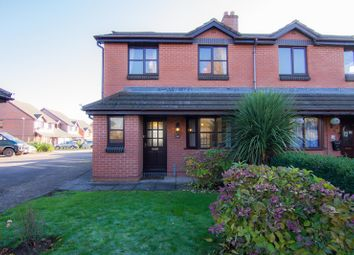 Thumbnail 3 bed semi-detached house for sale in Old Furnace Close, High Street, Lydney