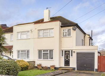 Thumbnail 3 bed semi-detached house for sale in Grafton Road, Worcester Park