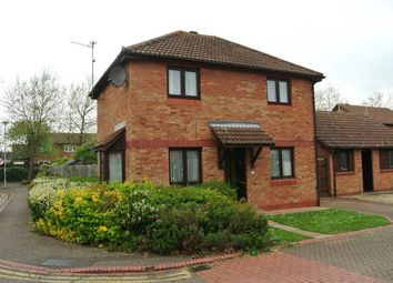 Thumbnail 3 bed detached house for sale in Swallowfield, Peterborough, Cambridgeshire