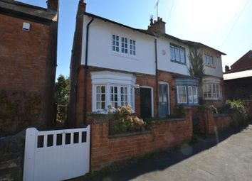 Thumbnail 2 bed end terrace house for sale in Victoria Road, Woodhouse Eaves, Leicestershire