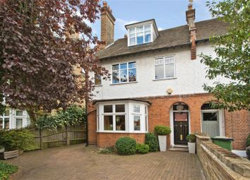 Thumbnail 5 bed semi-detached house for sale in Courthope Road, Wimbledon Village, London