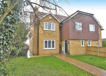 Thumbnail 4 bed semi-detached house to rent in Fancy Row, Thurnham Lane, Maidstone