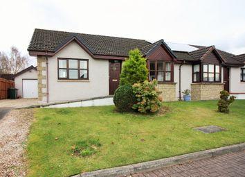 3 bed semi-detached bungalow for sale in Knockomie Gardens, Forres IV36