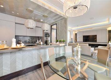 Thumbnail 3 bedroom flat for sale in Portman Mansions, Chiltern Street, Marylebone, London